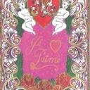 Première de couverture de ma carte de Saint-Valentin pour mon défunt amoureux.