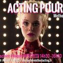 Acting pour Ados !<br />NOUVEAU COURS 2018/2019<br /><br />Parce que les acteurs de demain se construisent aujourd'hui,<br />Method Acting Center propose aux adolescents de 12 à 17 ans,<br />un cours spécial ados qui leur permettra d'aborder les bases de l'Acting pour le cinéma et le théâtre.<br /><br />Tous les mercredis de 14h30 à 16h30 avec Yann Chevalier<br />100€ par mois / 1er cours d'essai gratuit<br />93 avenue d'Italie, 75013 Paris<br /><br />À traversune méthode concrètesans jamais oublier d'être ludique,<br />les jeunes acteursaborderontun large panel d'outilsallant dela relaxation à l'improvisation,<br />du développement de son imaginaire à son aisance sur scène, du jeu en groupe au travailde scènes.<br /><br />OBJECTIFS du COURSACTING POUR ADOS<br />* S'initier au jeu, cinéma ou théâtre *<br />* Découvrir les bases de l'Acting pour véritablement s'amuser sur scène *<br />* Utiliser son corps à travers des exercices sur le mime et l'expression corporelle*<br />* Développer sa créativité, son imagination grâce à l'improvisation théâtrale *<br />* Apprendre à travailler en groupe *<br />* Découvrir l'apprentissage du texte grâce aux méthodes de Stanislavski et de l'Actors Studio *<br />* Expérimenter le jeu théâtre & cinéma à travers la pratique de scènes dialoguées*<br />VENEZ DÉCOUVRIR CE COURS À NOS JOURNÉES D'ESSAI<br />ESSAIS GRATUITS & SANS ENGAGEMENT<br /><br />Infos, Planning & Réservations :<br />https://www.methodacting.fr/acting-pour-ados/<br /><br />06 07 41 41 25<br />contact@methodacting.fr