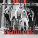 Stage COMÉDIE avec Rafael LINARES<br /><br />Method Acting Center vous propose un stage abordant le genre Comédie, où découvrir comment les outils des Méthodes de Stanislavski et de l'Actors Studio peuvent mener à des performances pleines de vie et de fraîcheur.<br /><br />Arriver à «se lâcher» sans perdre sa sincérité et son humanité.<br /><br />Stage weekend du30 Juin & 1er Juillet 2018<br />de13h à 20h,<br />au93 Avenue d'Italie, Paris 13e<br />avec Rafael LINARES<br /><br />OBJECTIFS du stage :<br />- Apprendre à utiliser la sincérité dans la comédie<br />- Découvrir comment s'amuser dans le jeu et oser «oser»<br />- Mieux comprendre les enjeux d'une scène comique<br />- Comment gérer le rythme et le silence, indispensables au mécanisme du rire<br />- Quels sont les principes de l'écriture comique et comment les traduire dans le jeu en utilisant les outils de la Méthode<br />- Définir et caractériser son personnage comique <br /><br />Infos & Tarifs :<br />- De 8 à 16 personnes<br />- 150 euros pour 1 stage<br />- Formations éligibles à l'AFDAS, aux OPCA, et Pôle emploi<br />- Un acompte de 30% vous sera demandé au moment de la réservation<br /><br />Programmes détaillés & Inscriptions:<br />www.methodacting.fr<br />contact@methodacting.fr<br />06 07 41 41 25