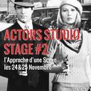 Stage 2 L'Approche d'une Scène selon les méthodes de l'Actors Studio<br />le WEEKEND du 24 & 25 Novembre<br /><br />Method Acting Center vous propose un stage weekend sur le travail de Scènes dialoguées selon les méthodes de Stanislavski et de l'Actors Studio.<br />Pour Acteurs & Réalisateurs, débutants ou confirmés.<br /><br />WEEKEND du24 & 25 Novembre 2018<br />de13h à 19h, au93 Avenue d'Italie, Paris 13e<br />avec Rafael Linares<br /><br />OBJECTIFS du STAGE #2 l'Approche d'une Scène :<br />- Comment se préparer avant une scène, seul ou avec son partenaire de jeu- Découvrir comment faire d'une scène une analyse inspirante- Savoir traduire ses choix, envies et fantasmes de jeu en outils concrets et tangibles- Apprendre à structurer son jeu et définir une stratégie pour chaque scène- Manier la méthode de l'analyse active de Stanislavski<br />Avant ce stage, il est conseillé de commencer avec :<br />Stage #1 : Initiation, weekend du 3 & 4 Novembre + 17 & 18 Novembre (date supplémentaire)<br /><br />Après le stage, il est conseillé de poursuivre avec :<br />Stage #2 : L'Approche d'une Scène, weekend du 24 & 25 Novembre<br />Stage #3 : La Composition du Personnage, weekend du 26 & 27 Janvier<br />Stage #4 : Face Caméra, weekend du 2 & 3 Mars<br />Stage #5 : Casting & Marché Professionnel, weekend du 23 & 24 Mars<br />Stage #6 : Acting in English, weekend du 34 & 5 Mai<br /><br />INFOS PRATIQUES :<br />- De 6 à 16 personnes<br />- Il est possible de prendre 1 ou plusieurs stages<br />- 160€ pour 1 stage Actors Studio, prix dégressif en fonction du nombre de stages réservés ensemble. Forfaits à partir de 3 stages weekend.<br />- Formations éligibles à l'AFDAS, aux OPCA, et Pôle emploi<br />- Un acompte de 30% vous sera demandé au moment de la réservation<br /><br />INSCRIPTIONS EN LIGNE :<br />https://www.methodacting.fr/stage2-lapproche-dune-scene/<br />contact@methodacting.fr<br />06 07 41 41 25