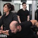Cascades et Maniement d'armes - Stage weekend<br /><br />Avec Florence Leguy, Maître d'Armes diplômée d'Etat, directeur de combats, chorégraphe et comédienne.<br />Le stage est destiné aux Acteurs curieux de découvrir les différentes techniques de combats, «petites» cascades, et maniement d'armes. Une bonne forme physique est indispensable.<br /><br />Stage weekend du 7 et 8 Octobre 2017<br />de 10h30 à 18h30<br />au93 avenue d'Italie, Paris 13e<br /><br />Objectifs du stage:<br />- savoir s'échauffer avant une scène : tonicité, équilibre, énergie.<br />- initier l'acteur aux bases du combat : mains nues, corps à corps, chutes, etc… <br />- découvrir comment manier un outil dangereux comme une extension de son corps<br />- savoir comment utiliser au mieux l'espace de la scène<br />- apprendre à manier et/ou faire fonctionner des armes blanches, armes à feu en toute sécurité et de façon réaliste<br />- exercer l'acteur à «jongler» entre les cascades et son texte.<br /><br />Infos & inscriptions:<br />- Tous niveaux acceptés, de 8 à 15 participants<br />- 200€ le stage<br />- réservation en ligne sur : www.methodacting.fr<br /><br />contact@methodacting.fr<br />06 07 41 41 25