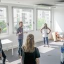 Method Acting Center - Préparez-vous à Improviser !<br />Découvrez ou re-découvrez l'IMPROVISATION avec Yann Chevalier & Anne Chaibi<br />à l'occasion de nos journées d'essai :<br /><br />Les 10, 11 & 12 OCTOBRE 2018<br />Sessions le matin, l'après-midi et le soir,<br />au 93 avenue d'Italie, Paris 13e<br /><br />Contrairement aux idées reçues, cette forme théâtrale demande une technique et n'est pas basée sur la «tchatche» ou la répartie. C'est avant tout comment, sans réflexion préalable, et en allant de moment à moment, se servir d'une qualité essentielle à tout comédien(e) : LA CRÉATIVITÉ.<br /><br />Infos pratiques :<br />- L'accès aux cours d'essai est libre et gratuit, seule compte votre motivation !<br />- Formations pouvant être financées par l'AFDAS, les OPCA, le Pôle Emploi …<br /><br />Infos, Planning des Journées d'Essai & Réservations :<br />https://www.methodacting.fr/journees-essai/<br /><br />06 07 41 41 25<br />contact@methodacting.fr