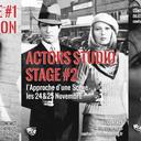 ACTORS STUDIO - Stages weekend 2018/2019<br /><br />Élaborée par Constantin Stanislavski puis popularisée par le légendaire Actors Studio de New-York, la méthode Actors Studio a littéralement révolutionné le monde de l'Acting.Il ne s'agit pas ici de vaguement copier la vie : il s'agit véritablement d'y créer la vie ! <br /><br />Method Acting Center vous propose un programme de 6 stages week-end consacrés à la célèbre «méthode», ainsi que des stages thématiques tout au long de l'année.<br /><br />Grâce à ces initiations courtes mais intensives, vous explorez les nombreux «outils» de la méthode par des exercices simples et concrets. Selon votre expérience et votre sensibilité, plusieurs outils vont vous «parler», vous faire réagir, vous émouvoir de façon différente. Et de par ces explorations, vous apprenez comme de faire la méthode, votre méthode.<br /><br />STAGES ACTORS STUDIO # : <br />Stage #1 : Initiation, weekend du3 & 4 Novembre<br />Stage #2 : L'Approche d'une Scène, weekend du 24 & 25 Novembre<br />Stage #3 : La Composition du Personnage, weekend du 26 & 27 Janvier<br />Stage #4 : Face Caméra, weekend du 2 & 3 Mars<br />Stage #5 : Casting & Marché Professionnel, weekend du 23 & 24 Mars<br />Stage #6 : Acting in English, weekend du 34 & 5 Mai<br /><br />de14h à 20h ou 13h à 19h,<br />au93 Avenue d'Italie, Paris 13e<br /><br />INTERVENANTS des STAGES :<br />- David Barrouk, Scénariste, Réalisateur, Coach d'Acteurs, Fondateur de Method Acting Center et auteur de «Stan ou le Solfège de l'Acting»<br />- Rafael Linares, Acteur, Danseur, Metteur en scène, Chorégraphe et Coach d'Acteurs<br />- Yann Chevalier, Acteur, Comédien Improvisateur, Metteur en Scène et Coach d'Acteurs<br />- Sonia Backers, Actrice & Coach d'Acteurs<br /><br />STAGES THÉMATIQUES : <br />- Classiques & Actors Studio<br />- Shakespeare & Actors Studio<br />- Comédie Musicale, Initiation<br />- Acting pour Ados<br />- Polar & Actors Studio<br />- Horreur & Actors Studio<br />- Acting on Stage &