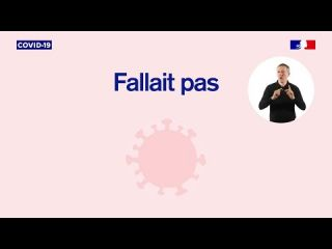 """""""Fallait pas"""" - Parodie sur """"Avant toi"""" de Slimane et Vitaa"""