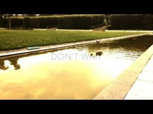 Don't Wait - Tom Rosenthal - Cover by Gianni Bee